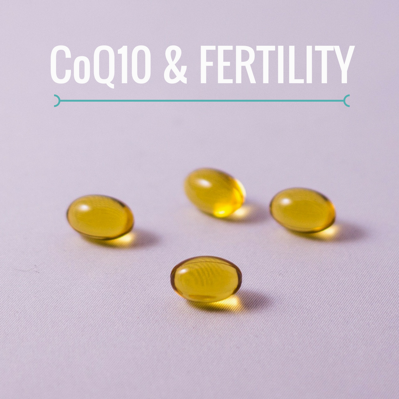 CoQ10 and Fertility