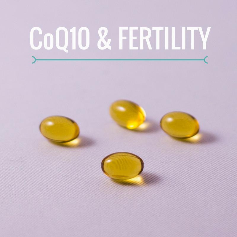 CoQ10 and Fertility